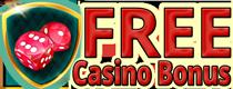 free casino logo